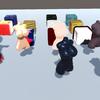 【Unity】豊富にカスタマイズ可能なトゥーンシェーダを使用できる「Arktoon-Shaders」紹介