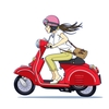 私もバイクに乗りたい 地方移住で乗れるかな?