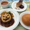 【TDL】フォトジェニックなハロウィーンハンバーグセット!プラザパビリオンレストラン