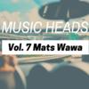 【Music Heads Vol.7】ドライブで聴きたい春のサイケな浮遊感 ノルウェーのバンドMats Wawa(マッツ・ワワ)