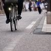 駅に向かって集合!?東京って自転車多すぎっ!でしょ?