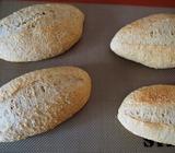 小麦ふすまのクッペ~とかち野酵母で長時間発酵~