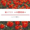 20代主婦がオススメする2018秋ドラマ中間発表!