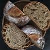 ●石臼挽き小麦の魅力100%