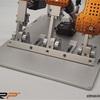 SRP SimRacingPro/SRPヒールレストキット&吊り下げ式GIキットの改良パーツ