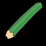 鉛筆 のイラスト