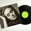 【Adele】Amadanaレコードプレーヤー「SIBRECO」で聴く洋楽