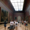 ルーブル美術館4 紅いルーブル