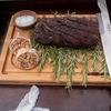 モルディブで 「希少部位なヒレ肉 シャトーブリアンを」 by Executive Chef