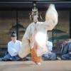 NHK大河ドラマ『麒麟がくる』で能『羽衣』