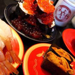 回転寿司 ちょいす 室蘭中央店
