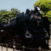 鹿沼公園 蒸気機関車 運転室公開 !