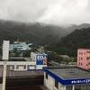台風22号接近中
