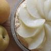 梨のタルト