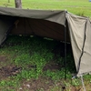 BUNDOK ソロベースEX レビュー|進化したコスパ最強パップテントを雨キャンプで初設営