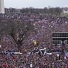 トランプ支持者「ワシントンの集会はメディアに歪曲された」