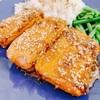 ご飯がすすむ♡サーモンの甘辛ゴマ和えの作り方|簡単レシピ