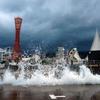 気象庁は台風20号によって神戸空港で1時間に136mmの雨を観測したとする記録について取り消したと発表!高波により海水をかぶった可能性も!!