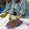 3月の体験教室レポート1 お絵描きとねんど。