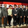 日本共産党第25回党大会に参加