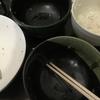 【汚写真注意】汚れた食器をシンクにためないために習慣にしたい3つのこと