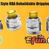 Love styled? The Flave Style RDA only $10.99