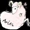 Aries full moon    牡羊座 満月