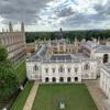 イギリス・ケンブリッジの絶景を一望できるGreat St Mary's Church