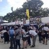 映画「オキナワヘいこう」と大阪大正区のエイサー祭