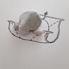 「象 疲れちゃったゾゥ」糸魚川ピクチャーストーン(紋様石)vol.73