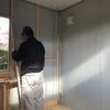 【ハウスDIY進捗】壁貼り続き~電気引き込み完了!