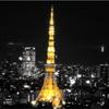 東京1日目の夜景