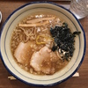 Omotenashi Noodles よこじ(豊田市)背脂煮干しそば 850円