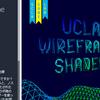 【Unity】ワイヤーフレームシェーダ「UCLA Wireframe Shader」紹介(無料)