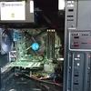 【修理・データ復旧】HP デスクトップパソコン 落雷後、起動不可となる