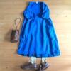 くもり空、近所へ出かける 今日の服