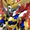 SD 三国創傑伝 張飛ゴッドガンダムをレビュー!!