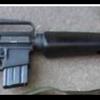 未来の「AR-15」を透視し、聖書の中で「鉄の杖」と表現