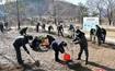3月2日は朝鮮の植樹節、全国で100万株以上の苗木を植樹