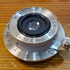 1933年製 Leica Elmar 3.5cm f3.5 ニッケルコレクション完成