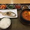 韓国旅行13 仁川空港のフードコートと機内食