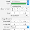 iOS で SceneKit を試す(Swift 3) その78 - パーティクルシステムのパラメーターをみてみる