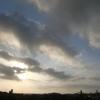 20140928朝の空