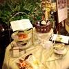 【ホテルのアフタヌーンティー】椿山荘 ルジャルダン 〜トロピカル イブニングキュートティー〜