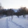 大晦日に大寒波。ただいま札幌マイナス12℃