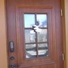 玄関ドア塗装メン