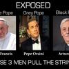【世界の支配者】白でも黒でもない、世界最高の権力者はグレー教皇Pepe Orsini(ペペ・オルシーニ)プトレマイオス朝の血統