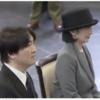 慰霊祭、追悼式に参列される秋篠宮両殿下