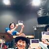 富山優子トリオのCDが出来ました!4月29日のライブで発売開始します☆