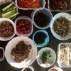 今週の作り置きおかず(韓国料理)とちょこっとゴハン